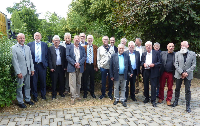 Goldene Abiturienten zu Gast am THG - Theodor-Heuss-Gymnasium ...